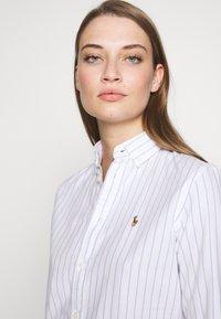 Polo Ralph Lauren - KENDAL - Camisa - white/blue - 5