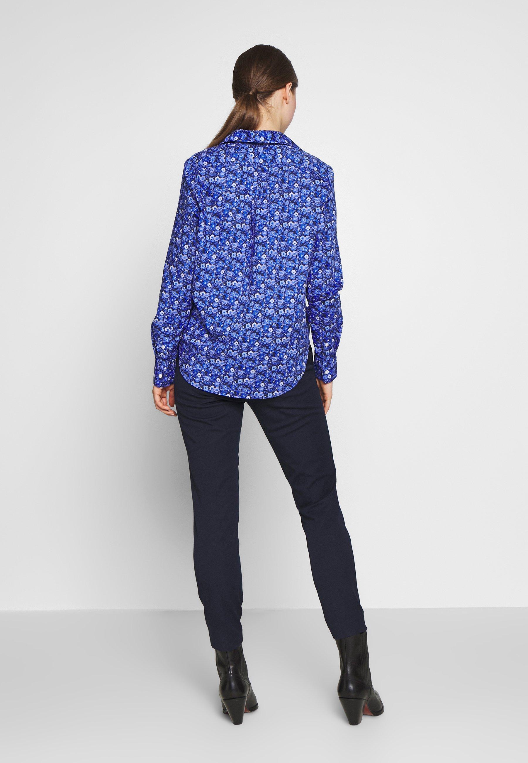 Polo Ralph Lauren LONG SLEEVE - Skjorte - blue