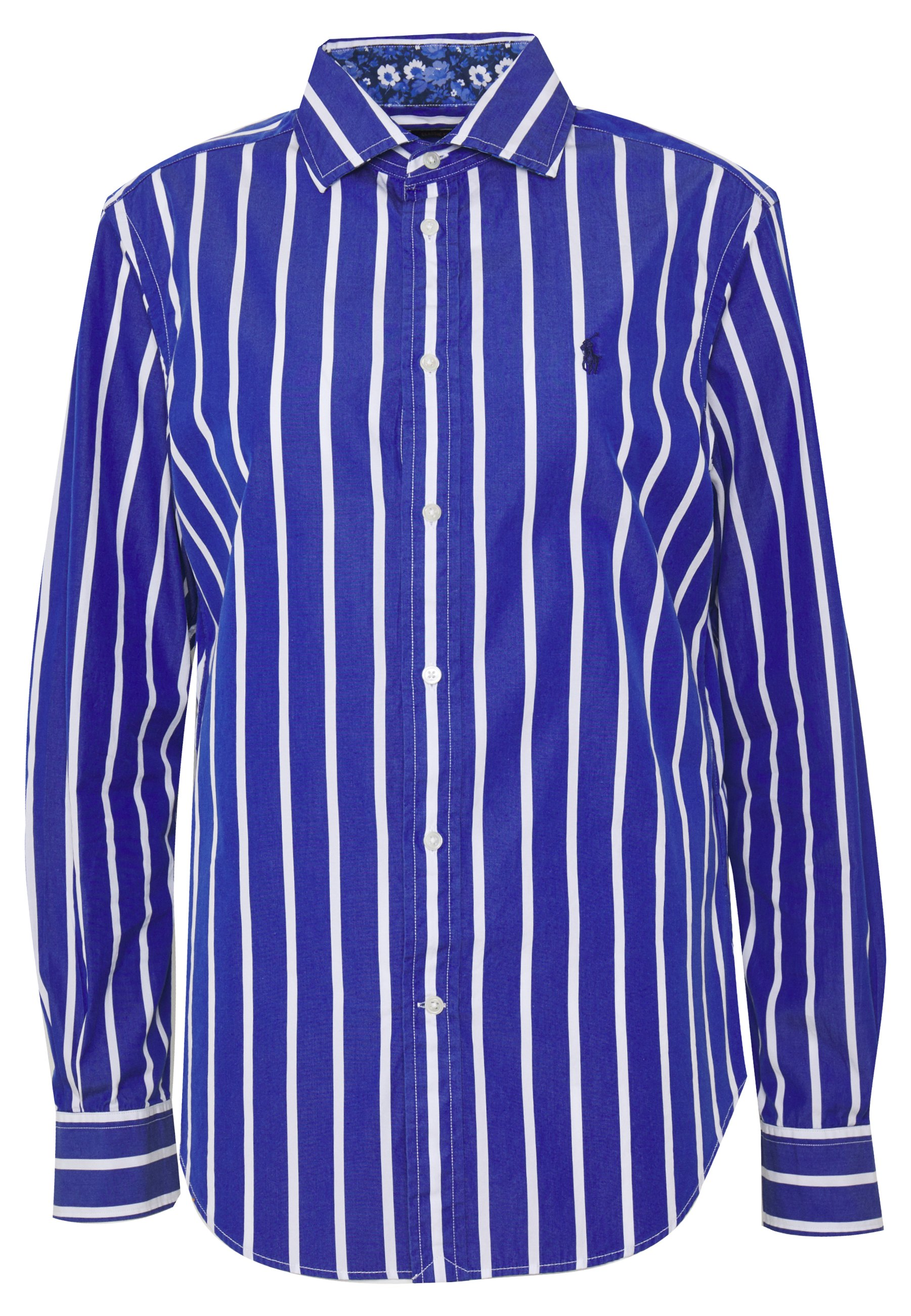 Polo Ralph Lauren Georgia Long Sleeve Shirt - Skjorta Blue/white