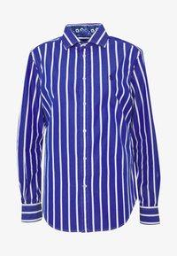 Polo Ralph Lauren - GEORGIA LONG SLEEVE SHIRT - Camicia - blue/white - 6
