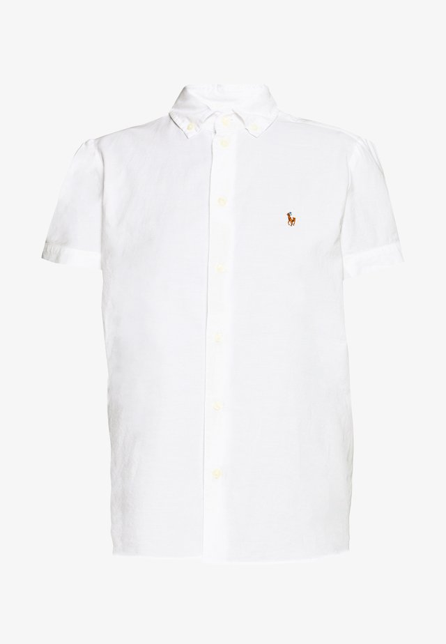 OXFORD - Button-down blouse - white