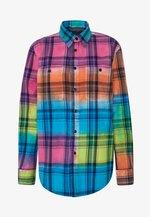 RELAXED LONG SLEEVE SHIRT - Košile - multicolor