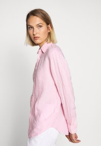 Polo Ralph Lauren - RELAXED LONG SLEEVE - Chemisier - carmel pink - 5