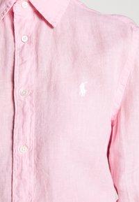Polo Ralph Lauren - RELAXED LONG SLEEVE - Chemisier - carmel pink - 7