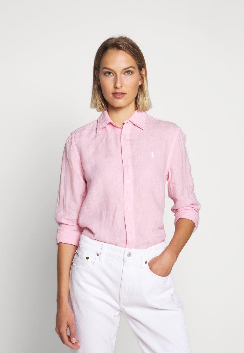 Polo Ralph Lauren - RELAXED LONG SLEEVE - Chemisier - carmel pink
