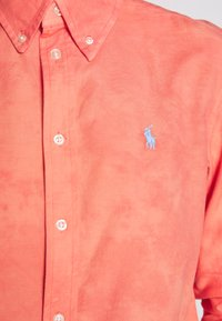 Polo Ralph Lauren - RELAXED LONG SLEEVE - Košile - amalfi red - 7