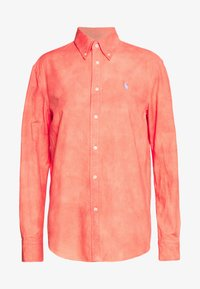 Polo Ralph Lauren - RELAXED LONG SLEEVE - Košile - amalfi red - 6