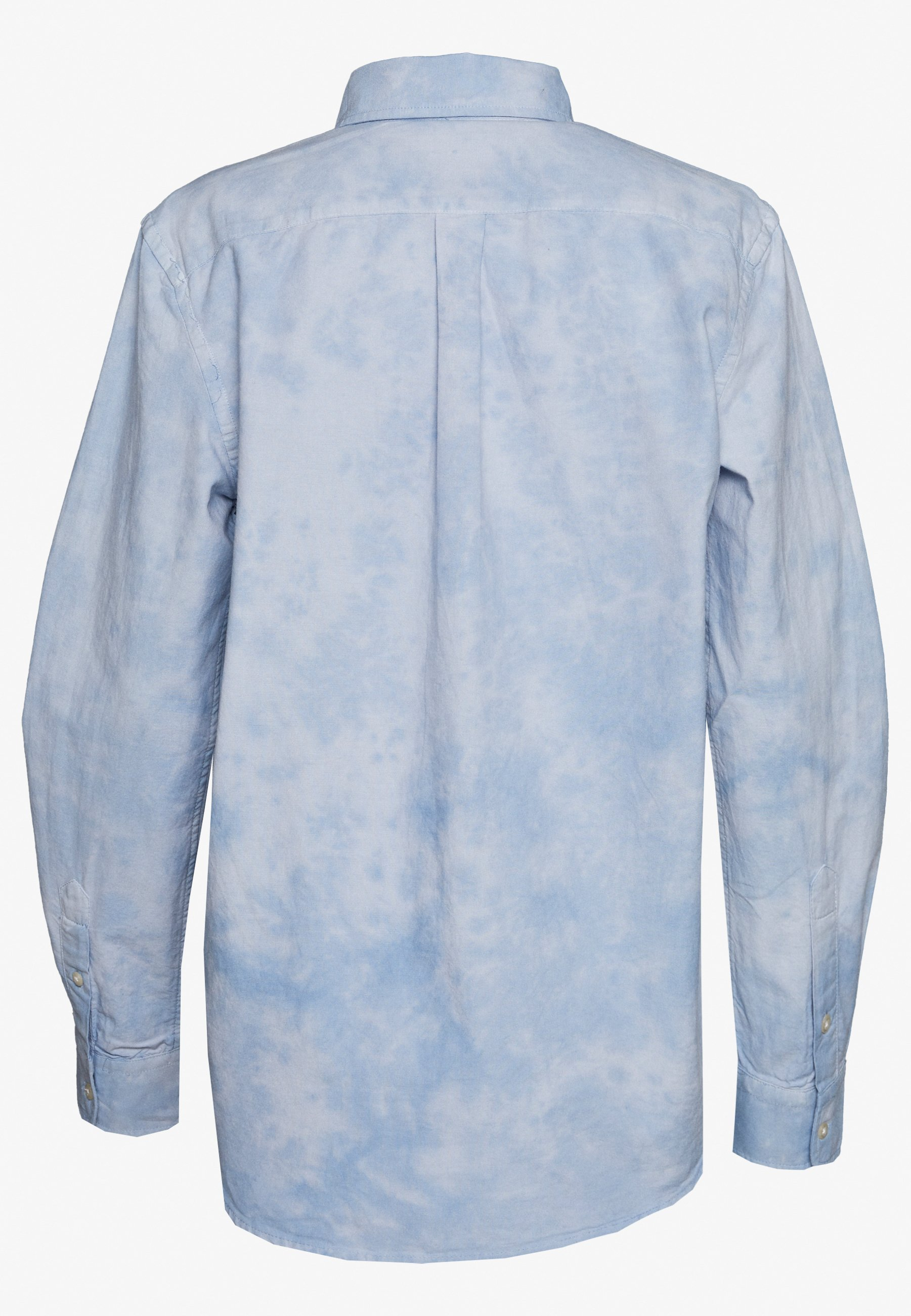 Polo Ralph Lauren RELAXED LONG SLEEVE - Button-down blouse - blue lagoon 1gcfE
