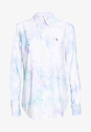 RELAXED LONG SLEEVE - Košile - pastel watercolor