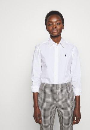 GEORGIA - Button-down blouse - white