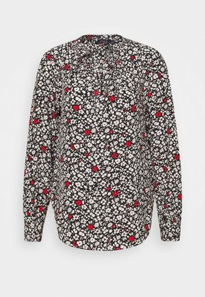 LONG SLEEVE - Blus - red
