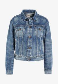 Polo Ralph Lauren - EVE WASH - Giacca di jeans - dark indigo - 4