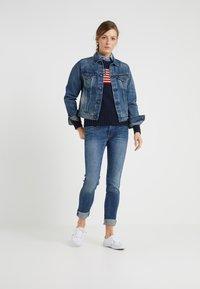 Polo Ralph Lauren - EVE WASH - Giacca di jeans - dark indigo - 1