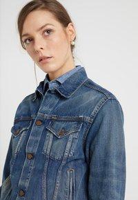 Polo Ralph Lauren - EVE WASH - Giacca di jeans - dark indigo - 3