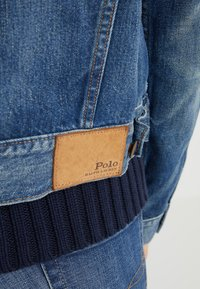 Polo Ralph Lauren - EVE WASH - Giacca di jeans - dark indigo - 5