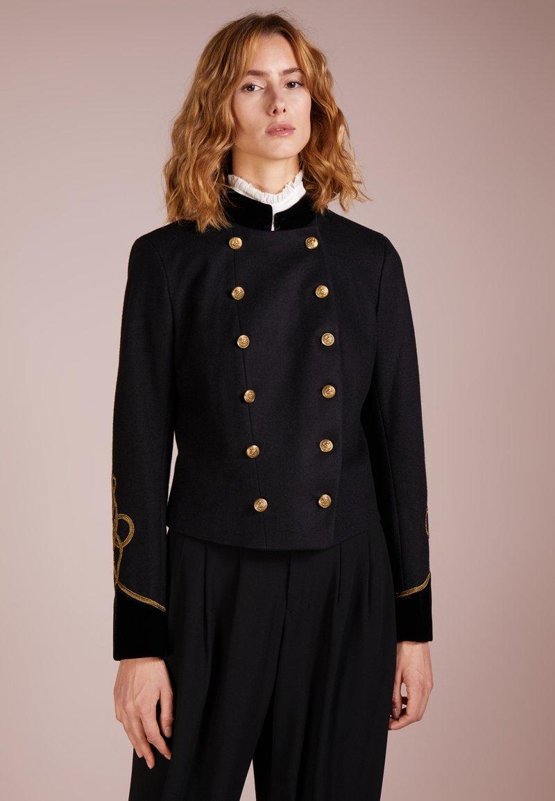 Polo Ralph Lauren - STRUCTURED - Blazer - black