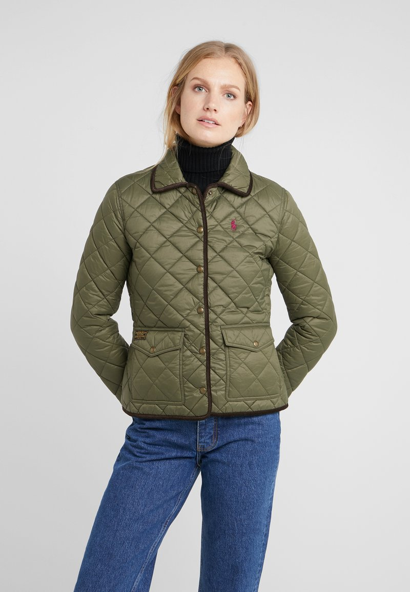 Polo Ralph Lauren - CIRE  - Übergangsjacke - expedition olive