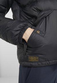 Polo Ralph Lauren - CIRE - Chaqueta de plumas - black - 5