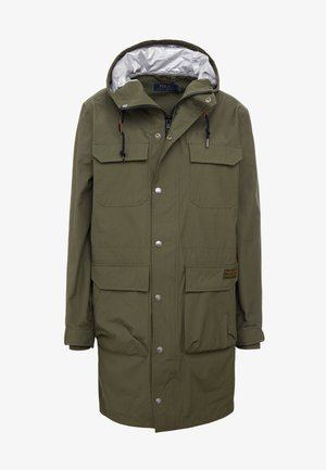 Parka - expedition olive