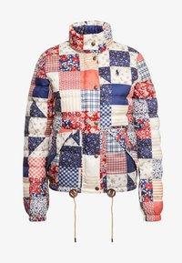 Polo Ralph Lauren - PATCHWORK - Down jacket - multi - 4