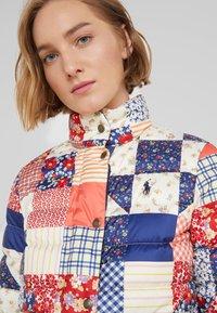 Polo Ralph Lauren - PATCHWORK - Down jacket - multi - 3