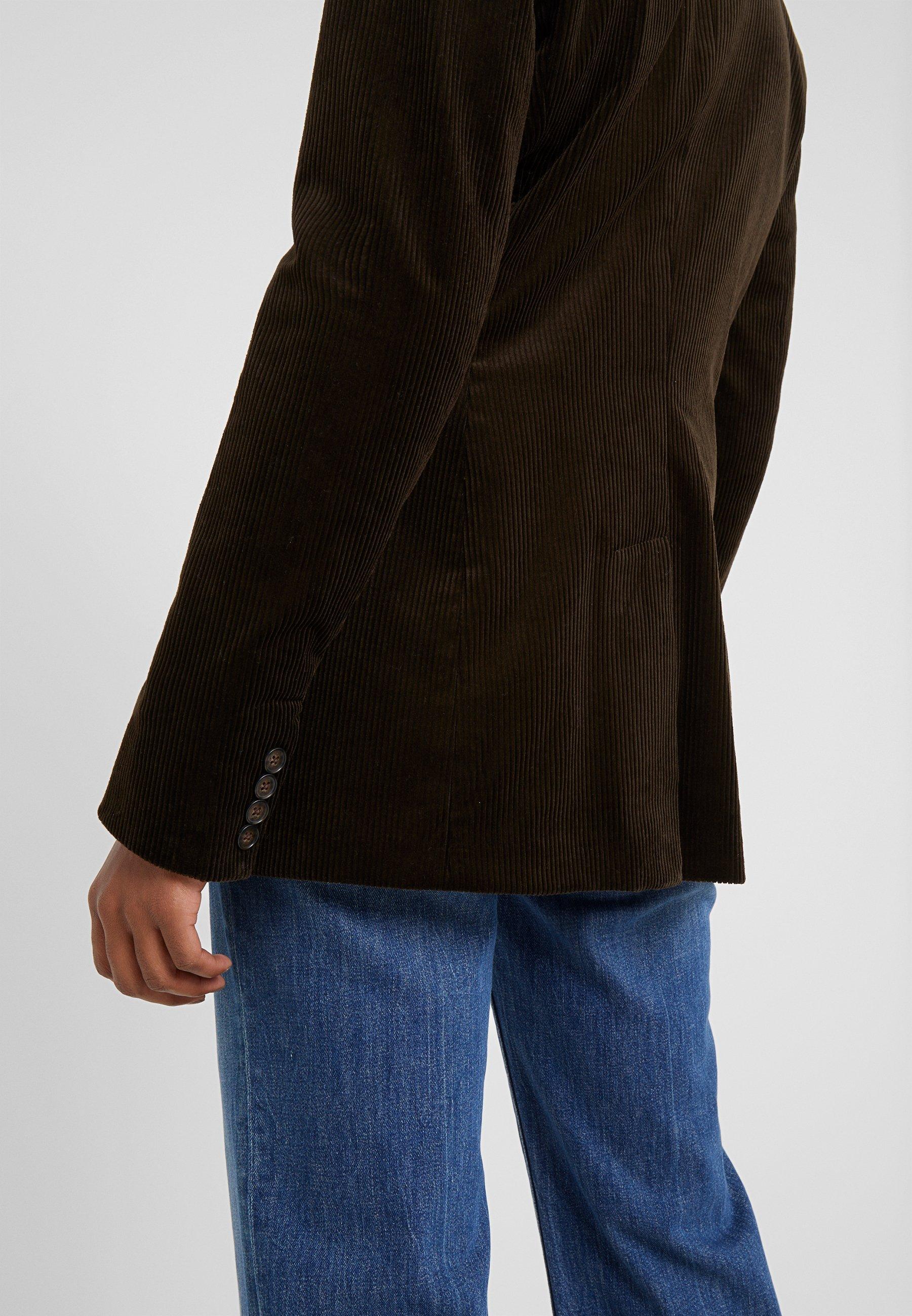 Ralph Brown Polo Lauren Blazer Antique UpqzMGSV