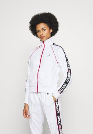 Sportovní bunda - white