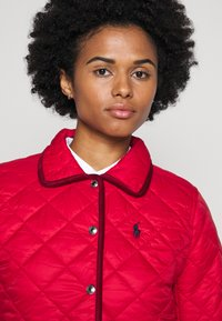 Polo Ralph Lauren - BARN JACKET - Giacca da mezza stagione - injection red - 3
