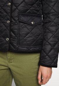 Polo Ralph Lauren - BARN JACKET - Lehká bunda - black - 3