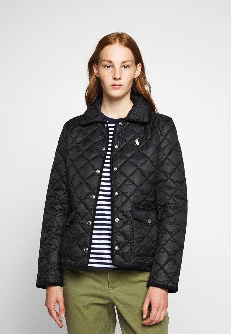 Polo Ralph Lauren - BARN JACKET - Lehká bunda - black