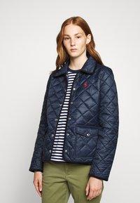 Polo Ralph Lauren - BARN JACKET - Light jacket - aviator navy - 0