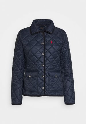 BARN JACKET - Lehká bunda - aviator navy