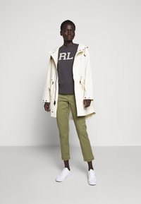 Polo Ralph Lauren - JACKET - Parka - cream - 1
