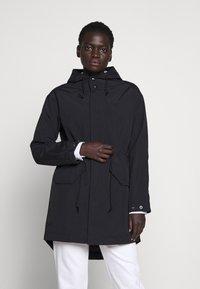 Polo Ralph Lauren - JACKET - Parka - black - 0