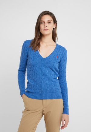KIMBERLY  - Pullover - gentian blue heat