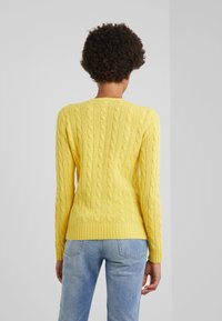 Polo Ralph Lauren - JULIANNA - Maglione - racing yellow - 2