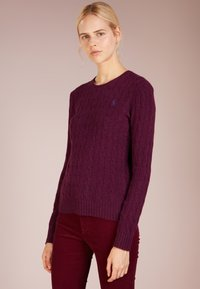 Polo Ralph Lauren - JULIANNA - Pullover - elderberry heather - 0
