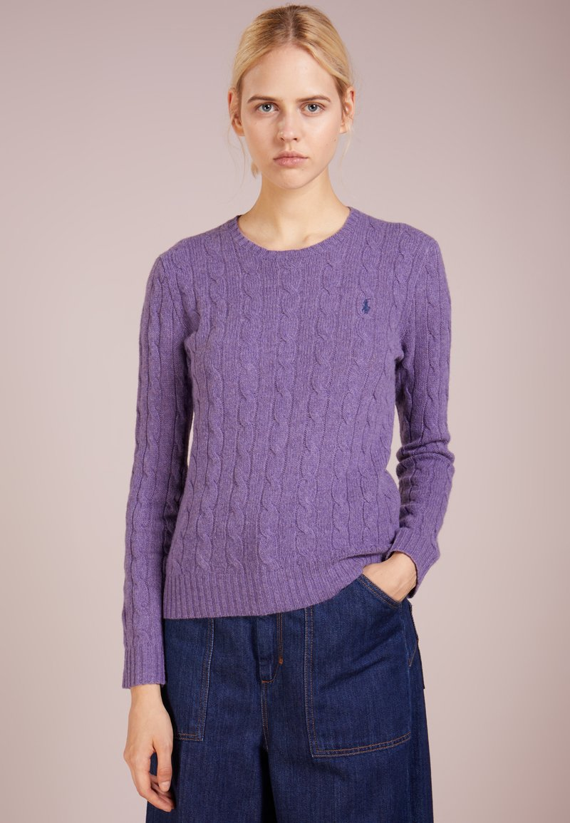 Polo Ralph Lauren - JULIANNA - Strickpullover - thistledown heath