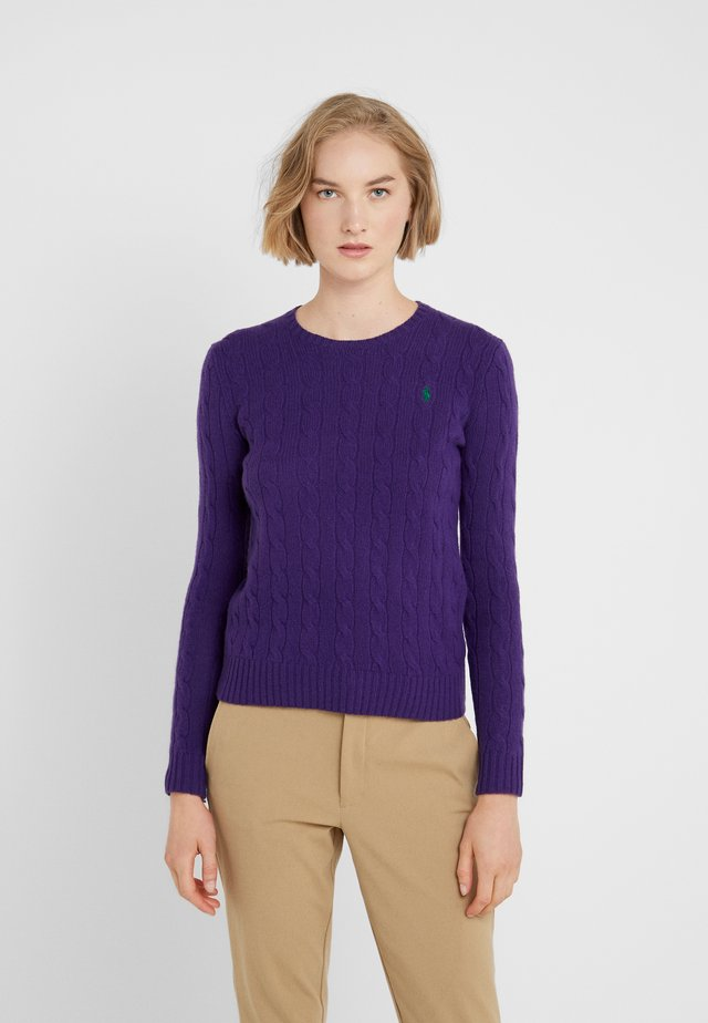JULIANNA - Jersey de punto - noble purple