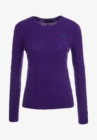 Polo Ralph Lauren - JULIANNA - Maglione - noble purple