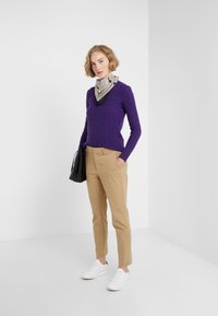 Polo Ralph Lauren - JULIANNA - Maglione - noble purple - 1