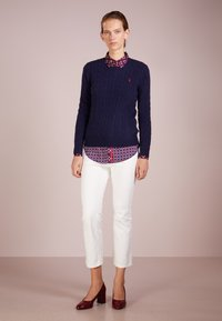 Polo Ralph Lauren - JULIANNA - Pullover - hunter navy - 1