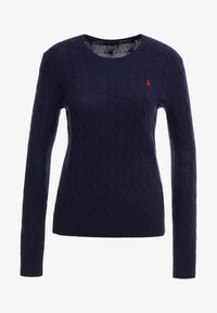 Polo Ralph Lauren - JULIANNA - Maglione - hunter navy - 3