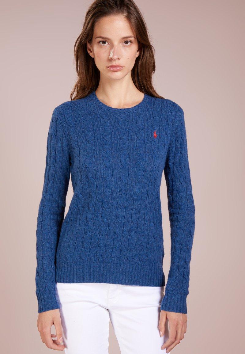 Polo Ralph Lauren - JULIANNA - Jumper - new blue heather