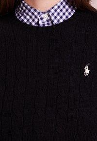 Polo Ralph Lauren - JULIANNA - Trui - polo black - 3
