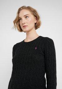 Polo Ralph Lauren - JULIANNA - Jersey de punto - charcoal heather - 4