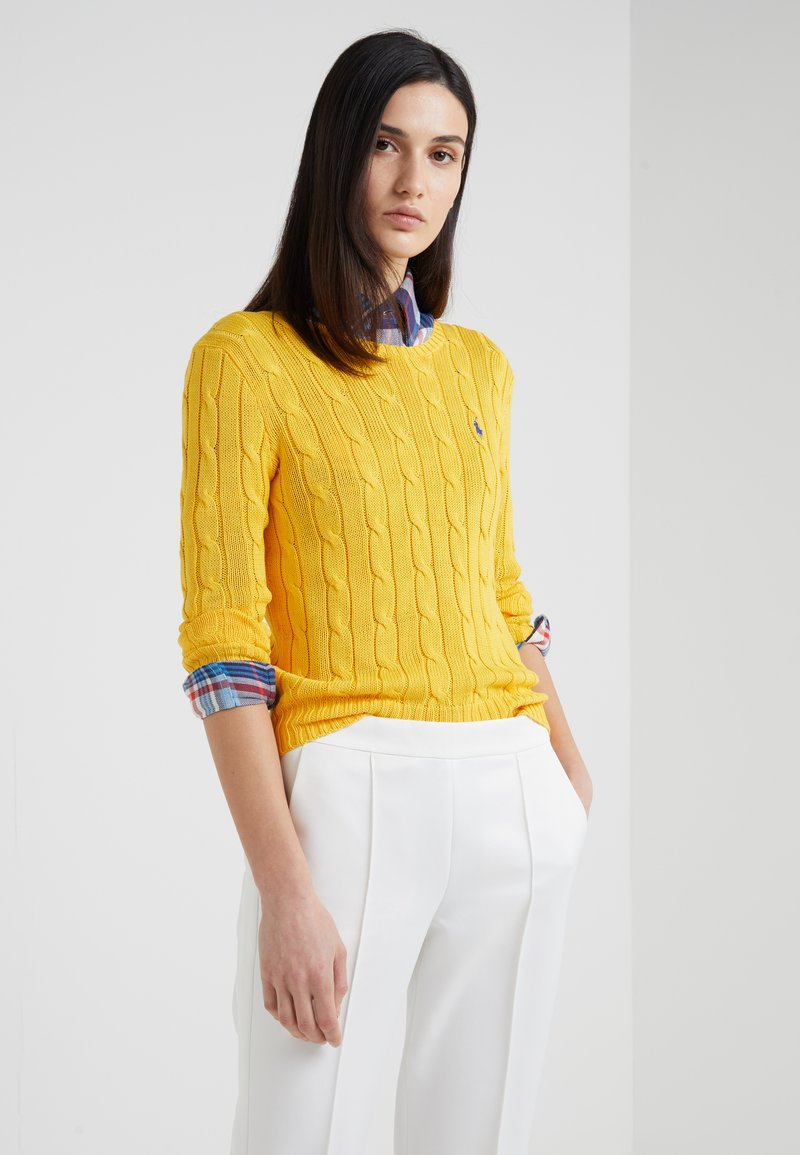 Polo Ralph Lauren - JULIANNA - Jumper - gold