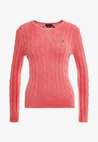 Polo Ralph Lauren - JULIANNA CLASSIC LONG SLEEVE - Maglione - corallo - 3