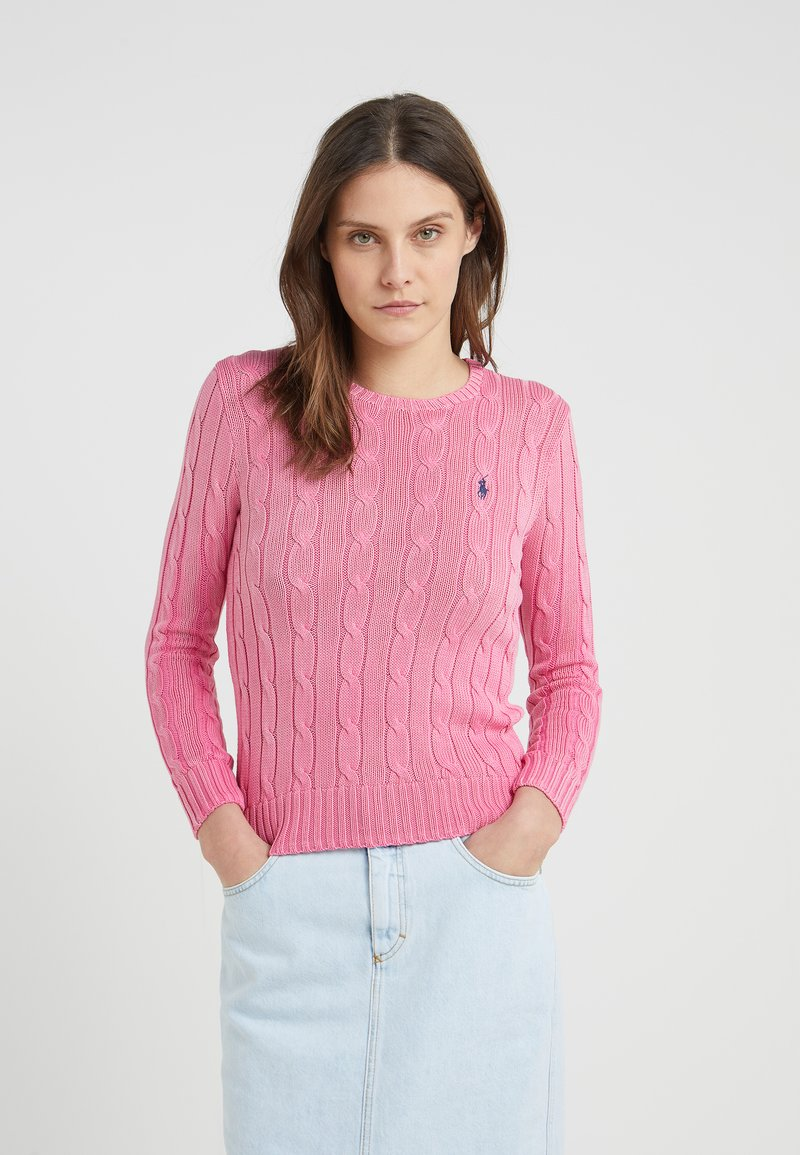 Polo Ralph Lauren - JULIANNA - Strickpullover - candy pink