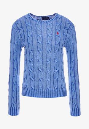 JULIANNA  - Stickad tröja - maidstone blue